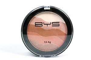 <b>BYS 5 Shade Bronzer - Golden</b>
